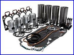 Moteur Révision Kit Pour Massey Ferguson 365 372 Tracteurs Avec Perkins A4.236
