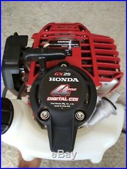 Moteur complet Honda GX25 4 temps + poignée droite pour Mantis NEUF EXPO