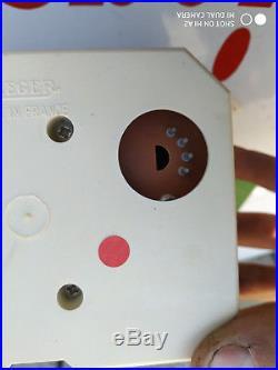 N. O. S compteur jaeger TRACTEUR RENAULT ref 7700705247 03-52, 103-54, 106-54