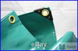 PVC Camion Bâche de protection 650gr/m Tailles Coloris vert, bleu, blanc, gris