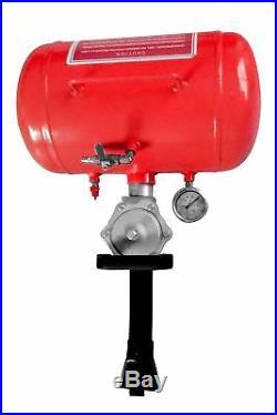 Pistolet de remplissage de pneus avec réservoir de 19 litres MW-Tools BVP190