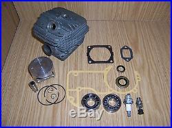 Piston Cylindre Joints Set 5 pour Stihl 066 MS660 tronçonneuse neuf 54mm