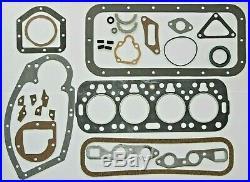 Pochette complète moteur C113 farmall A B FC super A joint de culasse cormick IH