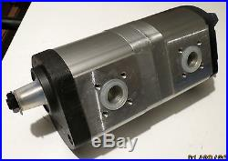 Pompe Hydraulique Double Pour Deutz 16 + 11 CCM / 0510665382/01176000
