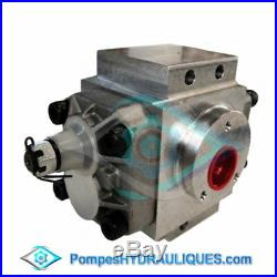 Pompe hydraulique MASSEY FERGUSON 2620 2685 2705 2805 3630 3690 8110 8160