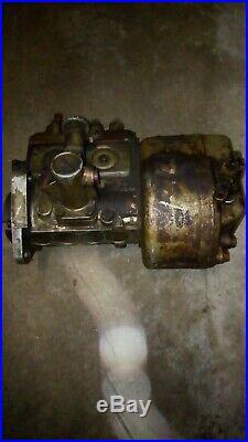 Pompes injections ZETOR 3511 et 5511