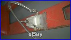 Pompes pneumatiques à membrane