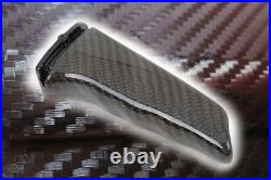 Pour BMW E90 E92 E93 Mise au Point Véritable Charbon Levier de Frein à Main