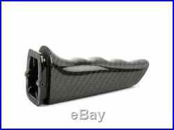 Pour BMW e81 e87 1 M-Sport Paquet Modèle Véritable Charbon Levier de Frein à