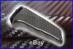 Pour BMW e90 Coiffant 325i 320 318 330 323 335 m3 Véritable Charbon