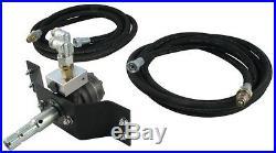 Prise de force hydraulique 540tr/min de 8 à 19 CV oui 19 CV (60l/min)