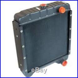Radiateur Tracteur 5 rangs pour Case I. H 5120, 5130, 5140, 5150, 5220, 5230, 524