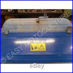 STAUB PP2X (1) TOIT + TABLIER SARCLO FRAISE LARGEUR 640 mm STAUB PP2X