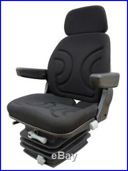 Siège de Tracteur Chariot Élévateur Baggersitz Valse Mini Pelle Fahrersit