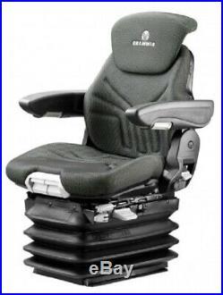 Siège de Tracteur Grammer Maximo Confort Plus Msg95a/731 Substance Neuf