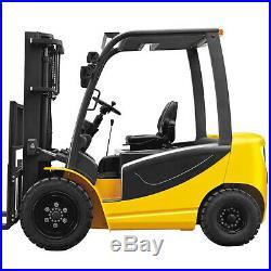 Siège de Tracteur pour Chariot Elévateur Avec à Verrouillage électrique Réglable