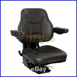 Siège de tracteur RM80 103 PVC Noir