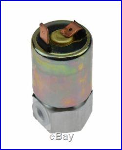 Soupape Vanne Magnétique Dispositif de Démarrage à Froid pour Deutz Fahr
