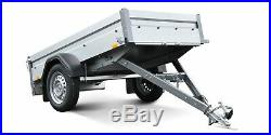 Stema Remorque ft 7.5-20-10.1 Kippdeichsel Remorque Remorque Automobile Benne
