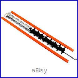 Stihl Taille-Haies Jeu de Lames Hs 81 HS81 HS81R HS81T HS81RC 600mm Trimmschnitt