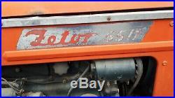 Tracteur Zetor 5511