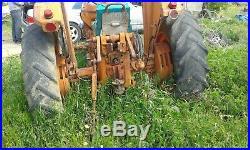 Tracteur de collection renault d 35 tres bon etat de fonctionnement