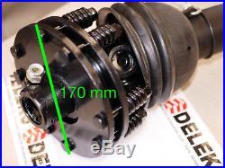 Transmission à Cardan complète 4 x 700mm EMBRAYAGE friction Tracteur Arbre Homol