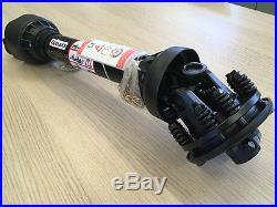 Transmission à Cardan complète 4 x 800mm EMBRAYAGE friction Tracteur Arbre Homol