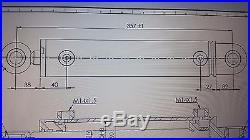Verin De Direction Hydraulique Hpm Case Ih Fiatagri Ford New Holland 5189895