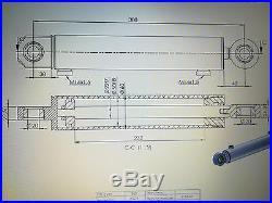 Verin De Direction Hydraulique Hpm Fiatagri Ford New Holland Someca 5110840