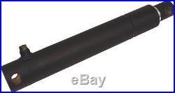 Vérin hydraulique simple effet standard tige 50 550